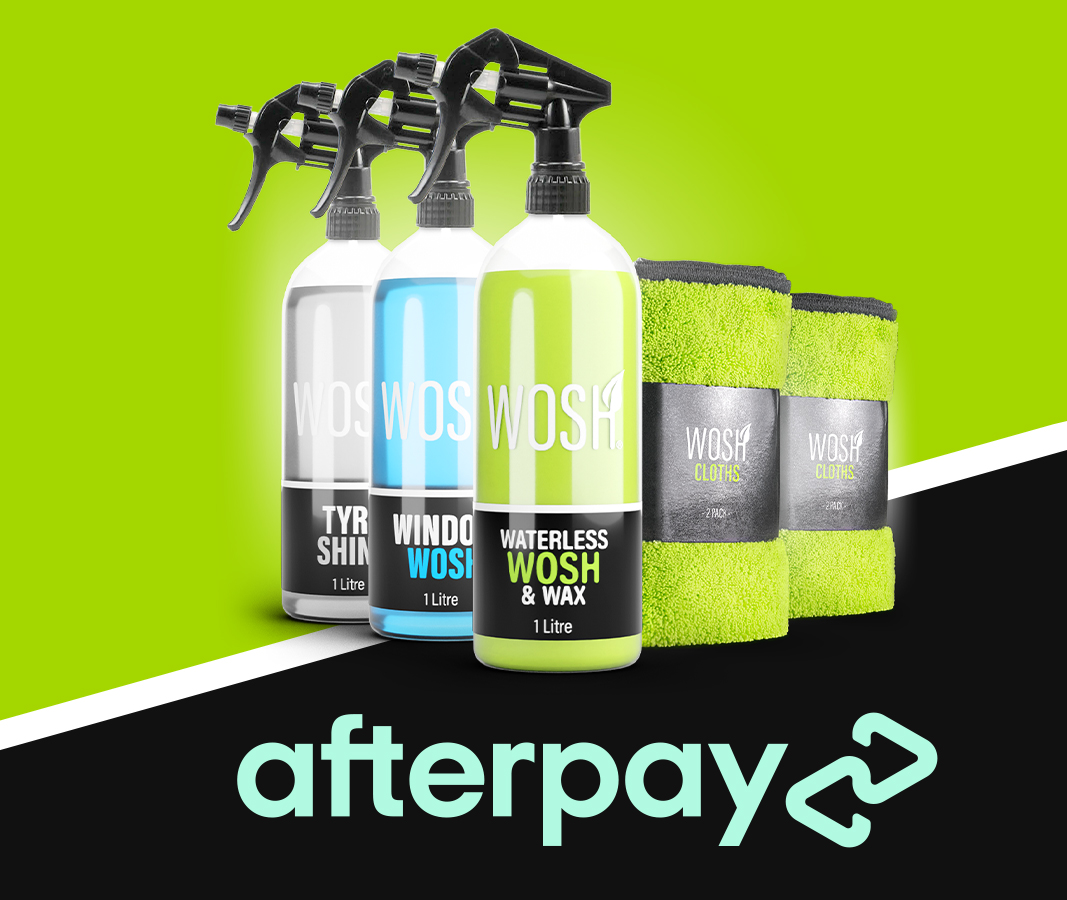Waterless Car Wash Afterpay